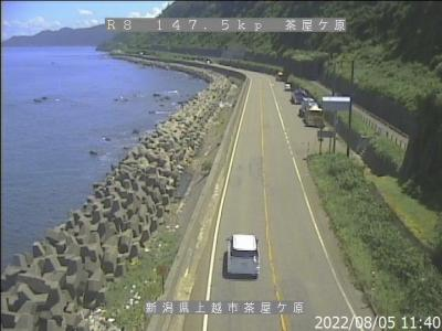 Route 8 Joetsu City - Live Camera