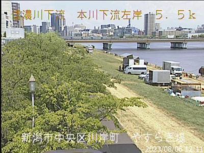 信濃 川 ライブ カメラ
